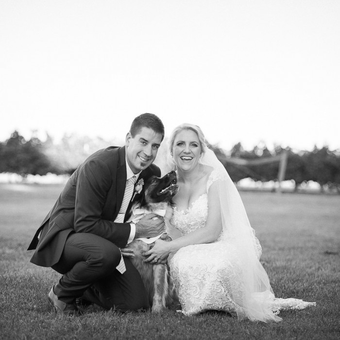 Clancy & Damien - Wedding at Brown Brothers Winery, Milawa